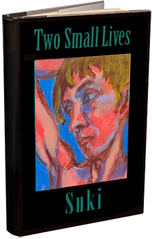 Two Small Lives book cover